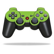 Skin Decal Wrap for Sony PlayStation 3 PS3 Controller Green