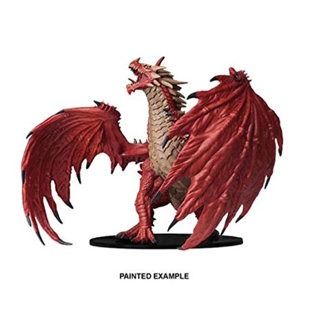 WizKids Pathfinder Battles: Gargantuan Red Dragon](Halloween Battle Dragon City)