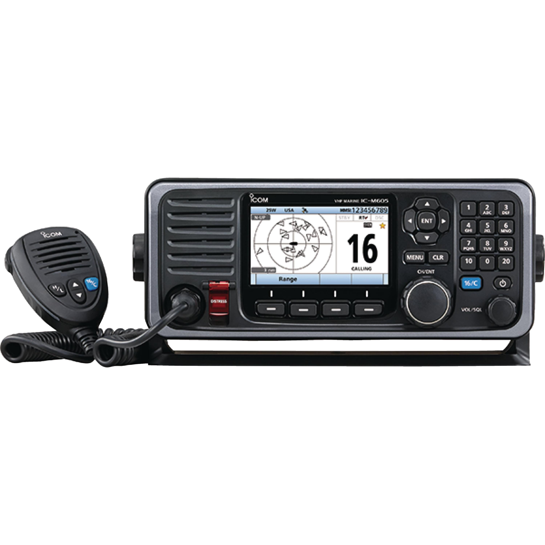 Icom M506 01 VHF Marine Transceiver
