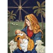 Lang 1710015 Flag by Betty Whiteaker, Large, Motherhood Child
