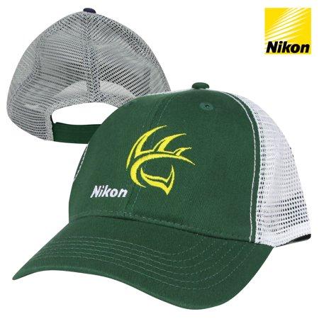 Nikon Nikon Antler Hat - Green/Wheat (Antler Hat)