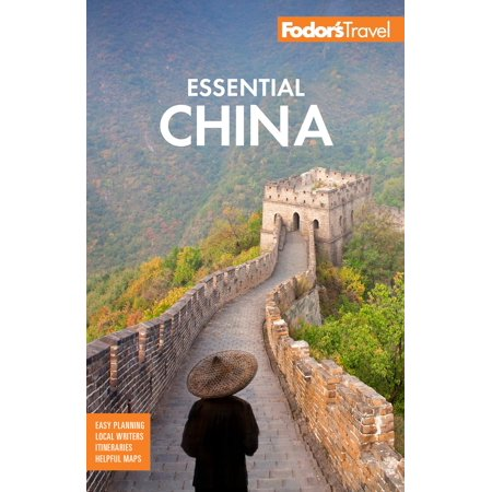 Full-color travel guide: fodor's essential china (paperback): (Chinese Series Cover)