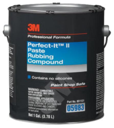 3m 3M-5983 Perfect-it Ii Rubbing Compound 05983, 1 Gallon