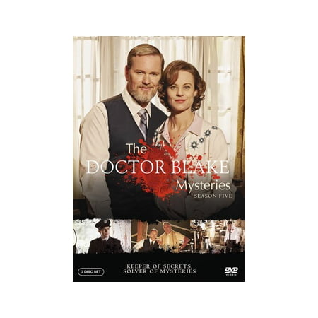 The Doctor Blake Mysteries: Season Five (DVD) ()