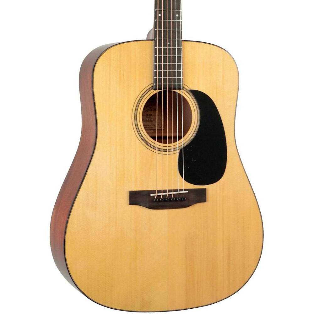 Recording King RD-316 All Solid Dreadnought Acoustic Guitar with Adirondack Top, Natural