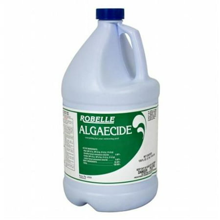 Robelle 1 Gallon Algaecide for Swimming Pools