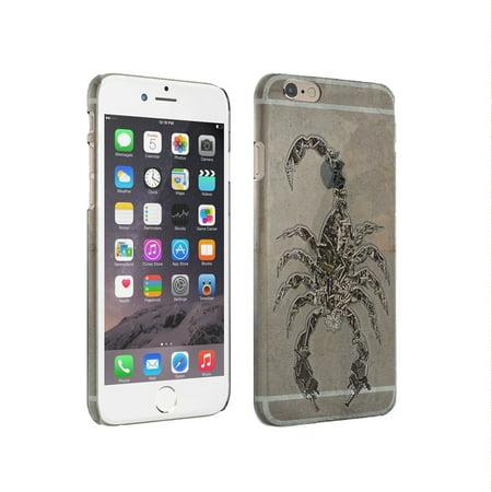- KuzmarK iPhone 6 Plus Rubber Cover Case - Scorpion Weapons