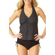 Catalina Women's Halter Tankini Top