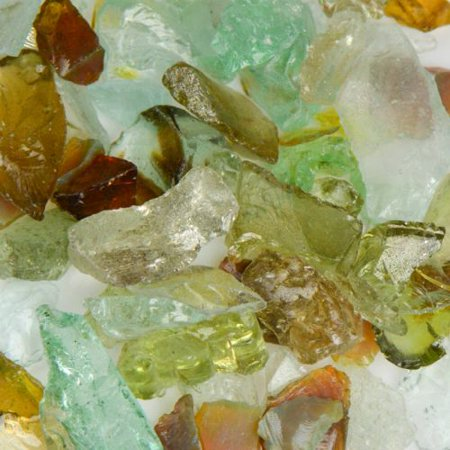 Jewel Mix Small Landscape Glass - 5 Lbs ()