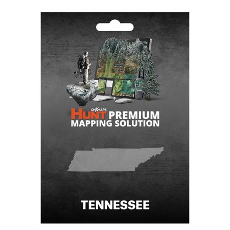Onxmaps Hunt Tennessee   Gps Map With Hunting Land Owner Data For Garmin  Microsd Sd Card   Smartphone    Computer