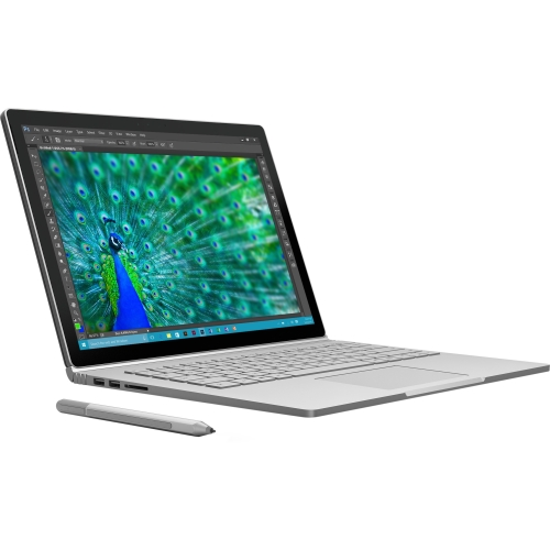 "Microsoft Surface Book 13.5"" Hybrid Notebook w/ Intel i7, 16GB RAM, & 1TB SSD"