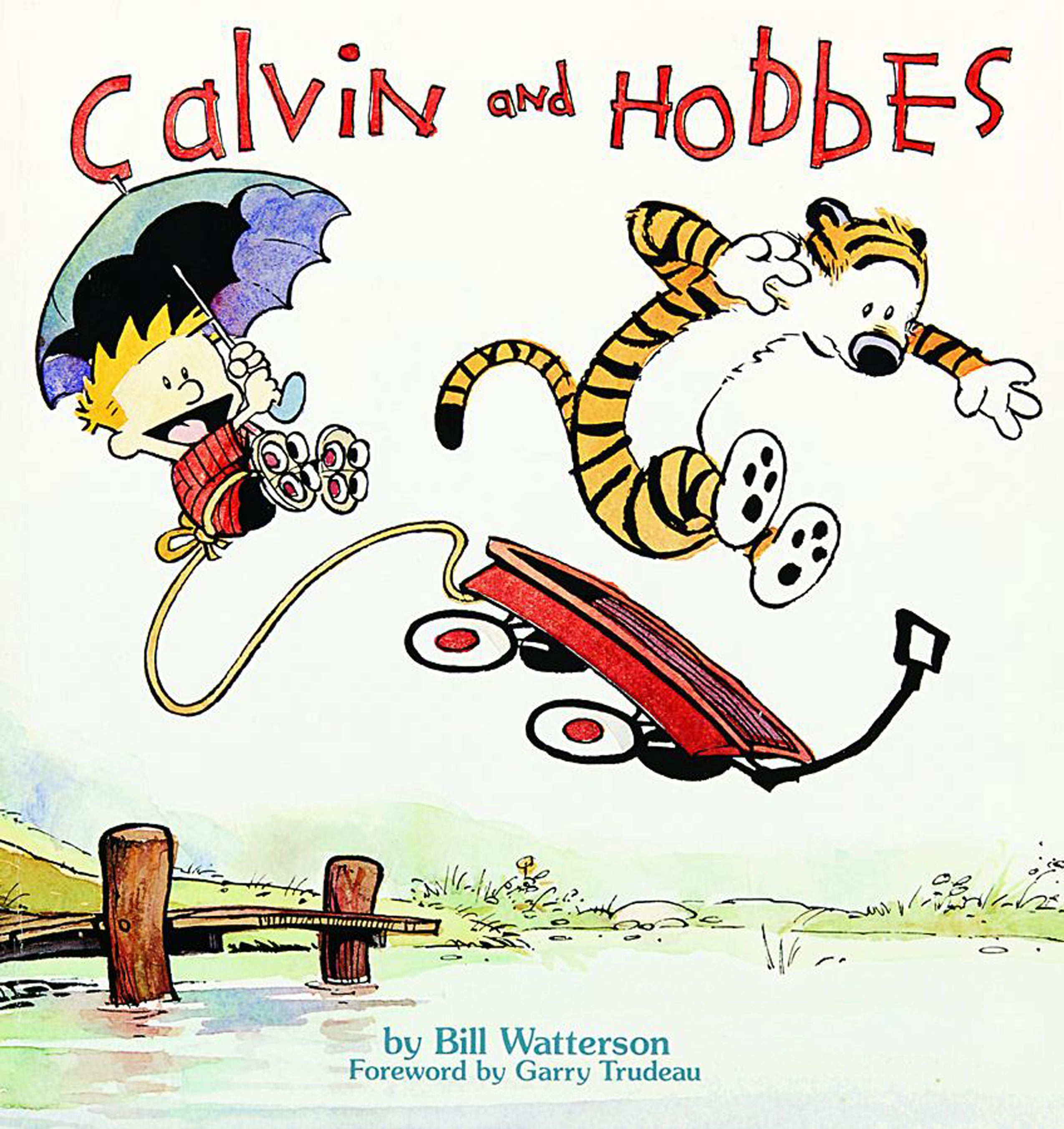 Calvin and Hobbes: Calvin and Hobbes (Paperback)