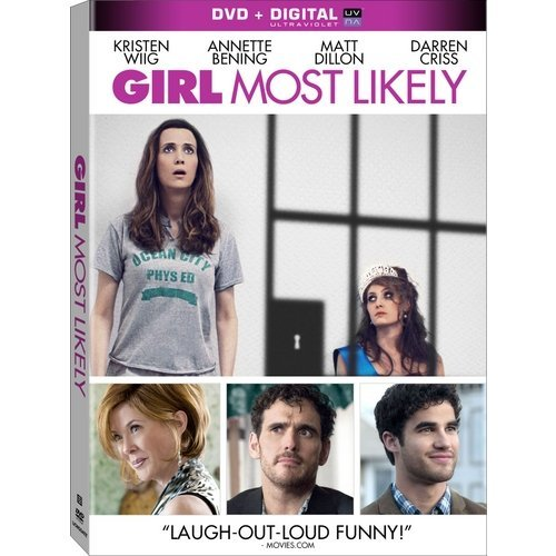 Girl Most Likely (DVD   Digital Copy) (With INSTAWATCH) (Widescreen)