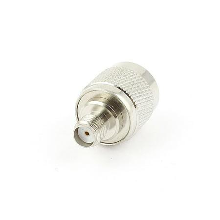 1x RP-TNC Male Plug to SMA Female Jack Straight Type Adapter RF