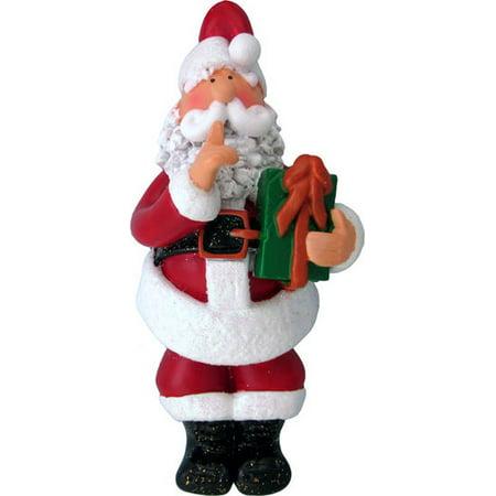 Secret Santa Personalized  Christmas Ornament