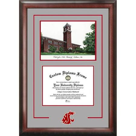 Campus Images WA996SG Cadre Washington State University Graduate Esprit avec Campus image - image 1 de 1