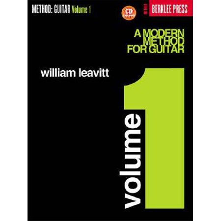 Modern Method for Guitar: A Modern Method for Guitar - Volume 1 (Other)