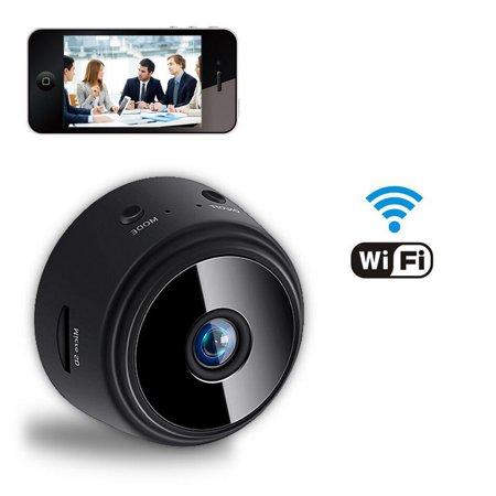 Video Detection (Night Vision Motion Detection Sensor Wireless Mini Camera HD 1080P Network Camcorder USB)