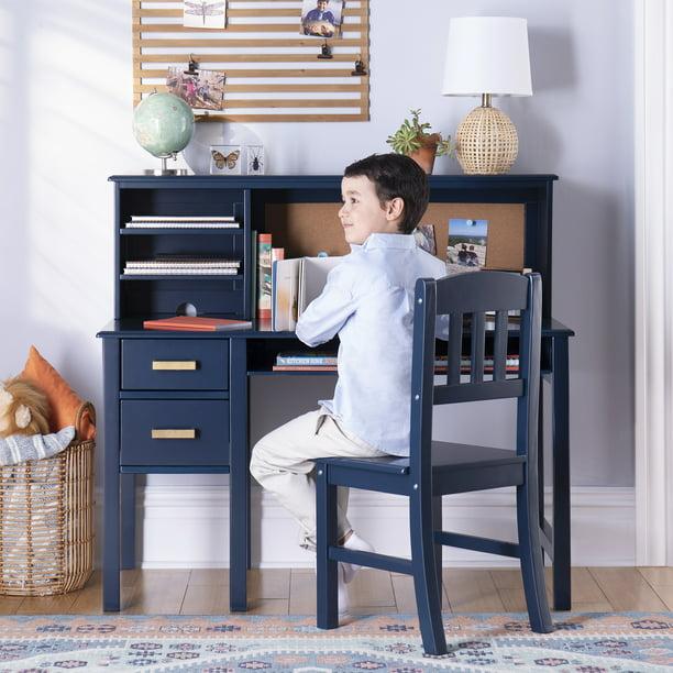 Guidecraft Taiga Desk Hutch And Chair, Childrens Bedroom Furniture Wayfair
