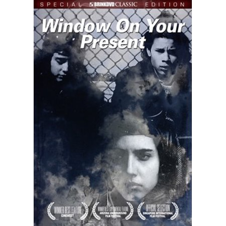 WINDOW ON YOUR PRESENT (DVD) (DVD) - Maria Brink Halloween