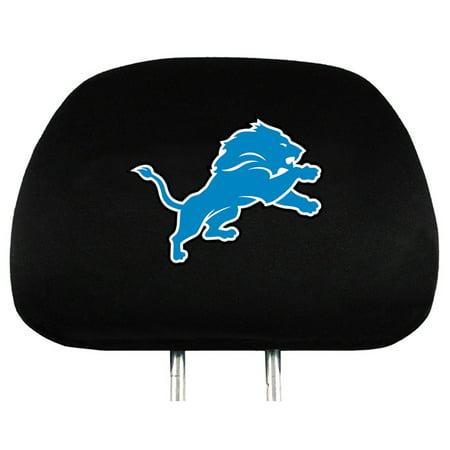 NFL Detroit Lions Headrest (Detroit Lions Tire Cover)