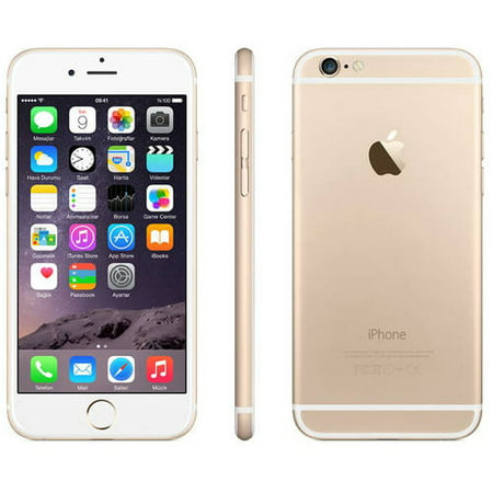 Refurbished Apple iPhone 6 Plus 16GB GSM Smartphone (Unlocked) by