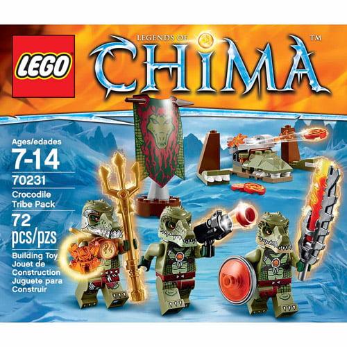 LEGO Chima Crocodile Tribe Pack