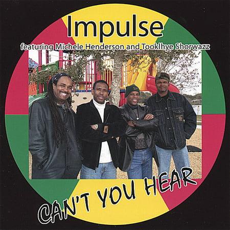 Impulse   Cant You Hear  Cd