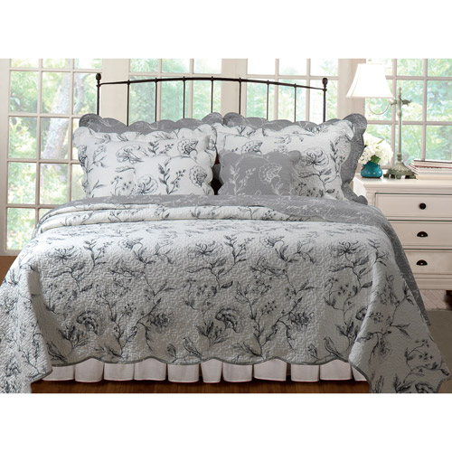 Global Trends Dove Quilt Set