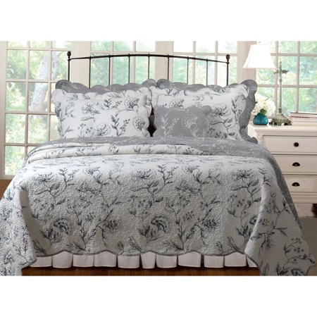 Image of Global Trends Dove Quilt Set