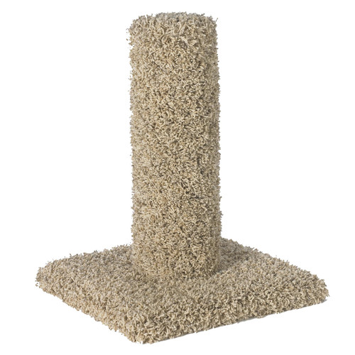 Flexrake Deluxe Carpet Scratch Post