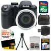 Kodak PixPro AZ365 Astro Zoom Digital Camera with 16GB Card + Case + Flex Tripod + Kit