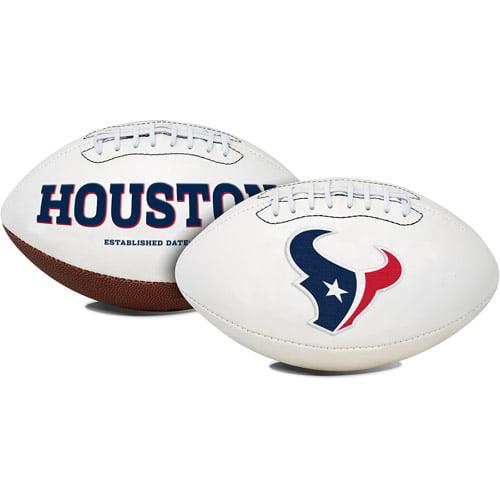 Rawlings Signature Series Full-Size Football, Houston Texans