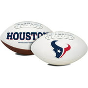 Rawlings Signature Series Full-Size Football, Houston Texans