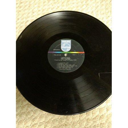 The Four Seasons Lookin Back Lp Vg 1966 Usa Vinyl