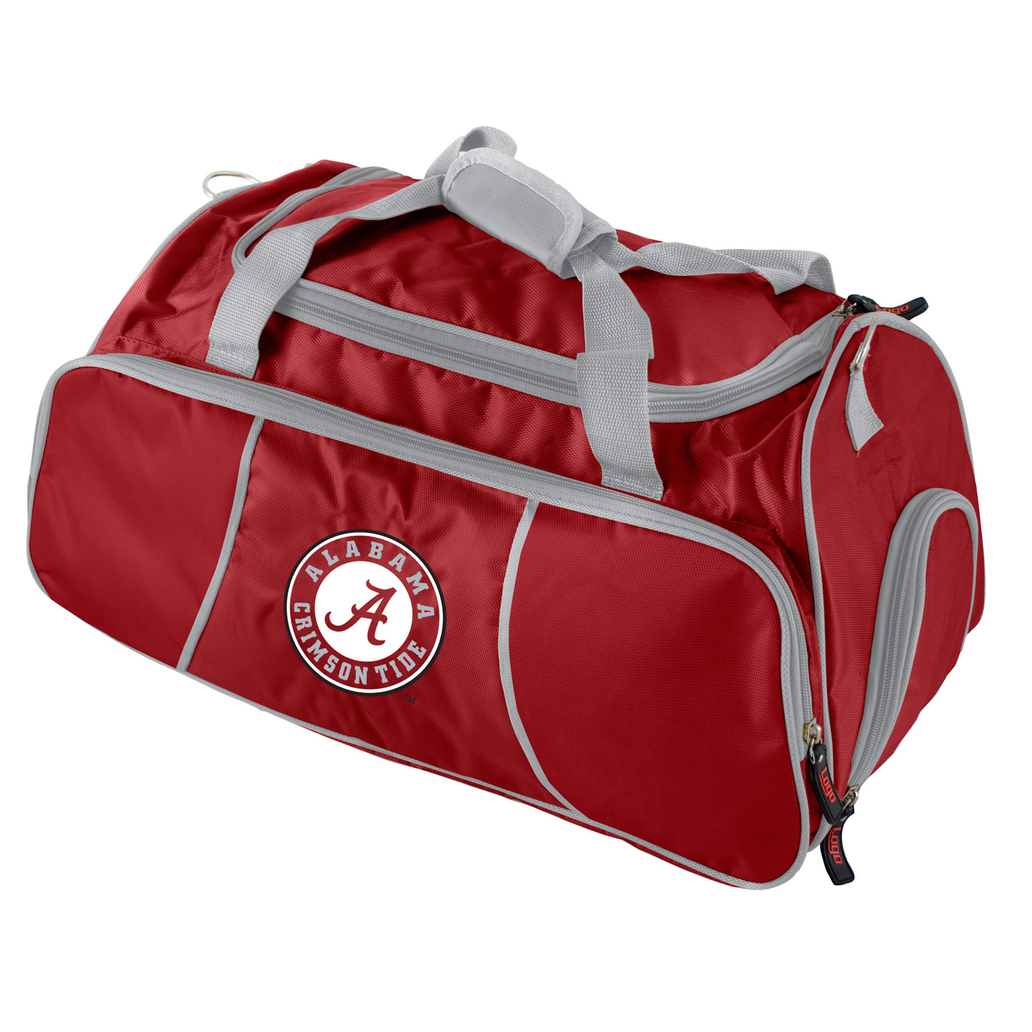 Alabama Crimson Tide Official NCAA Athletic Gym Duffle Bag by Logo 102724
