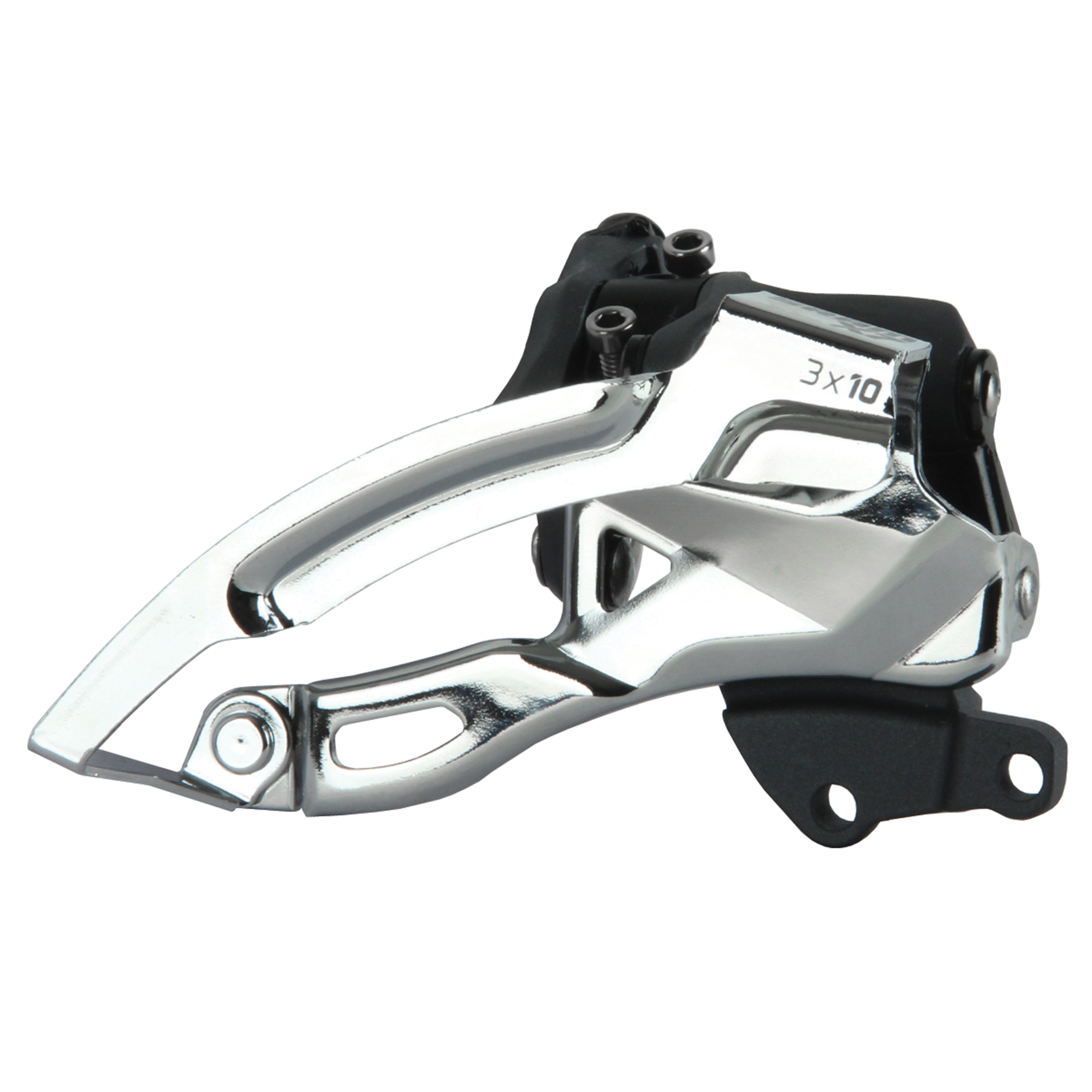 Sram, X7, Front Derailleur, 3x10sp, Low direct mount S3, 44T Dual pull