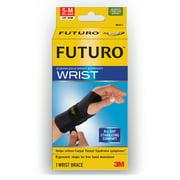 Futuro Energizing Wrist Support, Left Hand, Small/Medium, Moderate Stabilizing Support