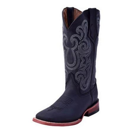 Ferrini Western Boots Womens Maverick Square Toe Block Pull Tabs 85193