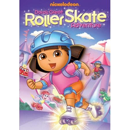 DORA THE EXPLORER-DORAS GREAT ROLLER SKATE ADVENTURE (DVD)