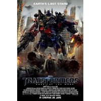 "Transformers 3 TF3: Dark of the Moon - movie POSTER (Style I) (11"" x 17"") (2011)"