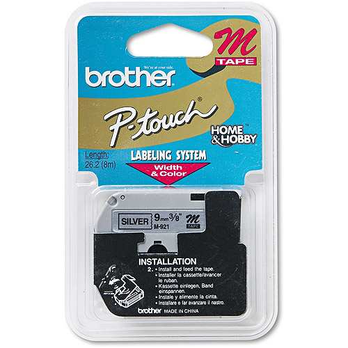 Brother M921 M Non-Laminated Tape