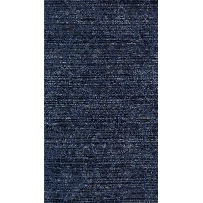 Crypton Glam 305 Woven Jacquards Fabric, Denim