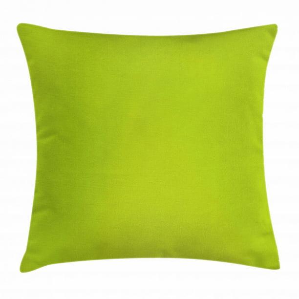 Sokiiy Color Block Lime Green Gray Black and White Beauty Hidden Zipper Home Decorative Rectangle Throw Pillow Cover Cushion Case Boudoir 12x20 Inch One Side Design Printed Pillowcase