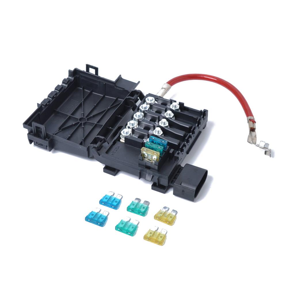 jetta battery fuse box fuse box battery terminal 1j0937550a for 1999 2004 vw jetta golf  1j0937550a for 1999 2004 vw jetta golf