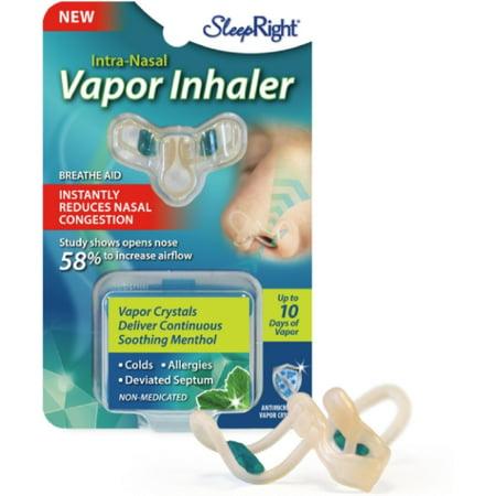 Sleepright Intra Nasal Vapor Inhaler 1 Ea Walmart Com
