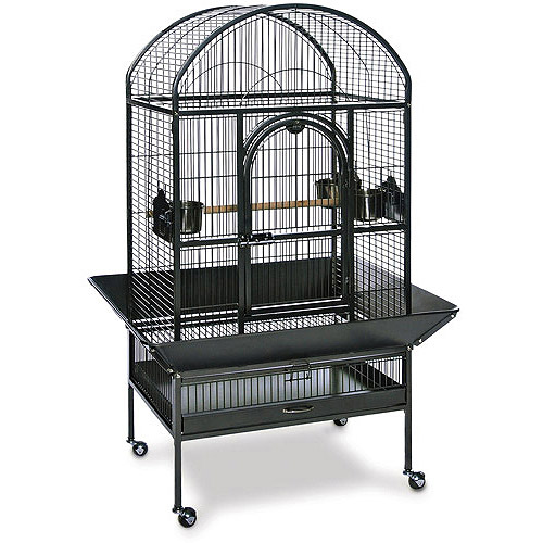 Prevue Hendryx Dometop Bird Cage, Medium
