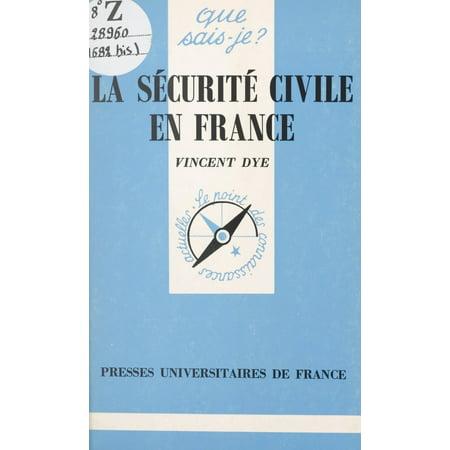 La sécurité civile en France - (La Date D'halloween En France)