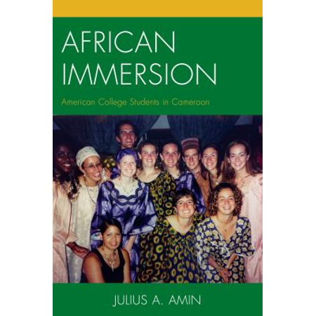 African Immersion: American College Students in Cameroon