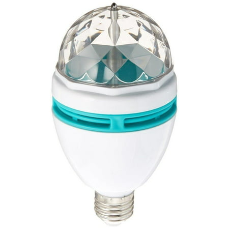 Elegantoss Rotating LED Strobe Bulb Multi Color Changing Light](Halloween Strobe Light)